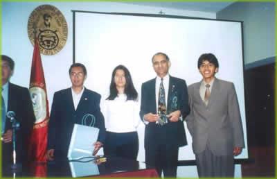 Rama ICG - UNI, Presidente CSI